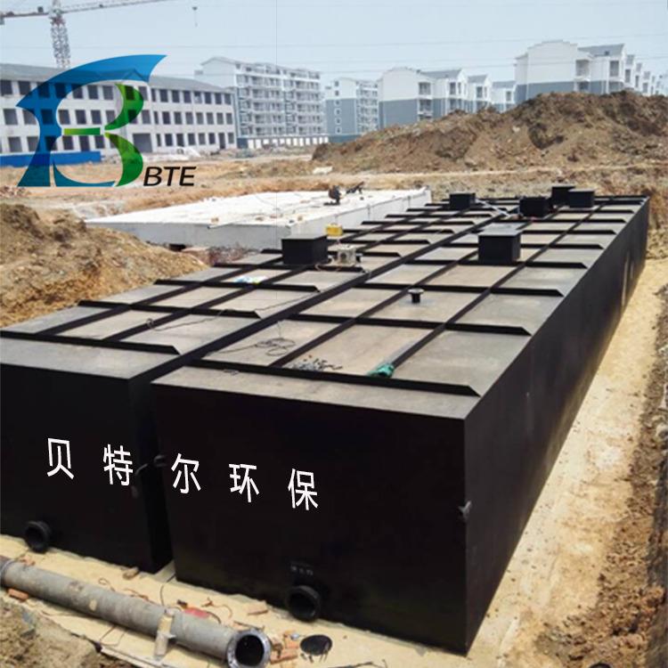 海口一体化地埋式污水处理设备