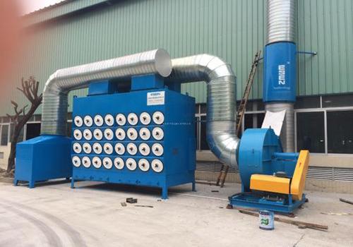 滤筒除尘器改造过程中会出现哪些问题