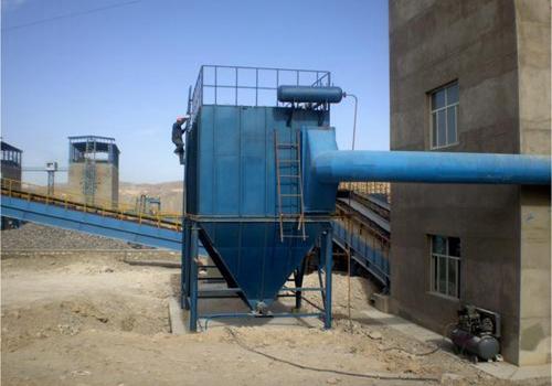 布袋除尘器环保设备厂家