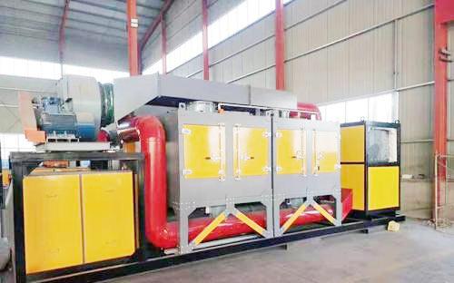 重庆催化燃烧设备安装