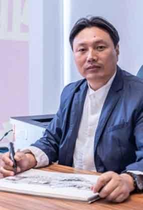艺术顾问:刘栋年