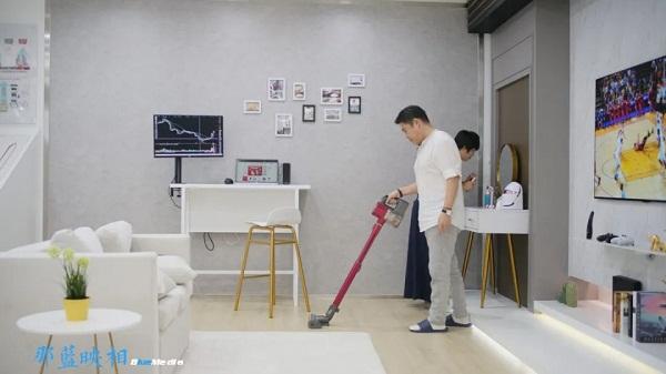 LG520天猫新品发布网络直播