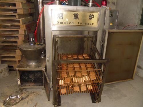 山东烟熏炉