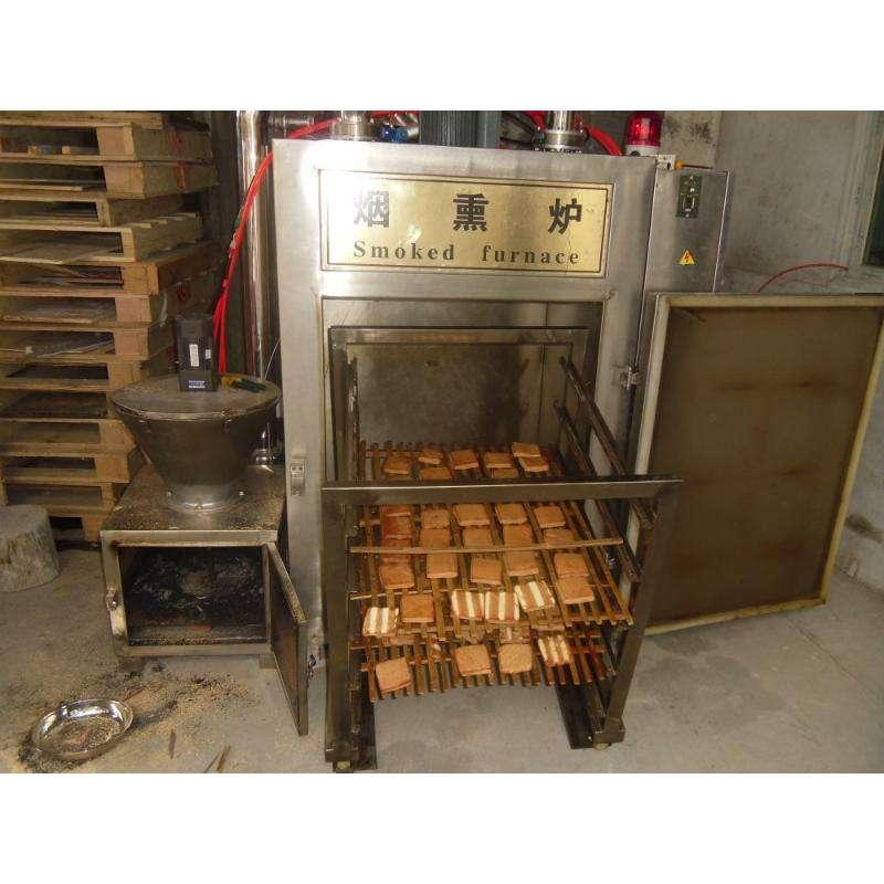 甘肃豆腐干烟熏炉
