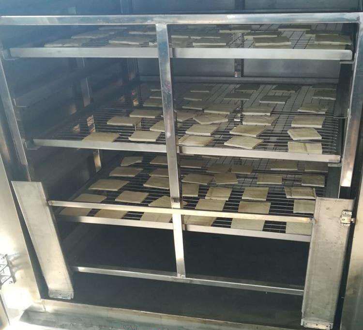 重庆豆腐干烟熏炉