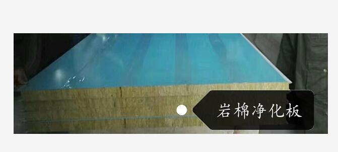 襄阳岩棉净化板