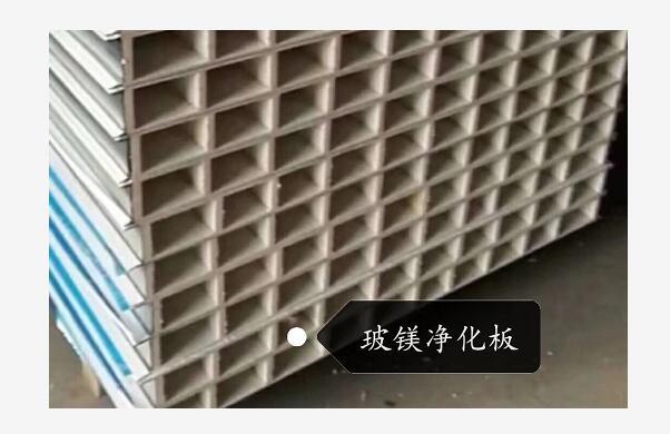 玻镁净化板