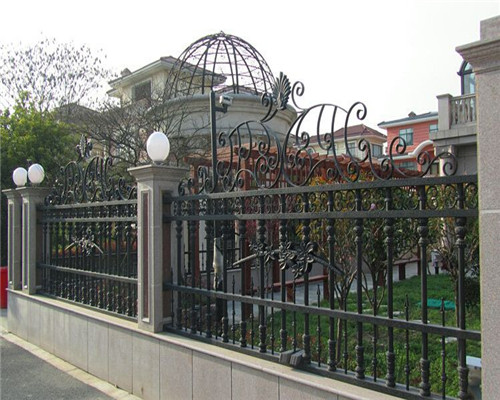 组装式铝艺护栏的介绍