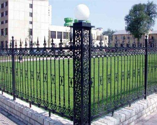 普及一下关于铁艺栏杆所使用的油漆干燥时间