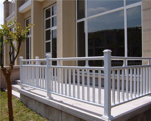 铁艺围墙护栏厂家:如何辨别铝合金栏杆型材的优劣