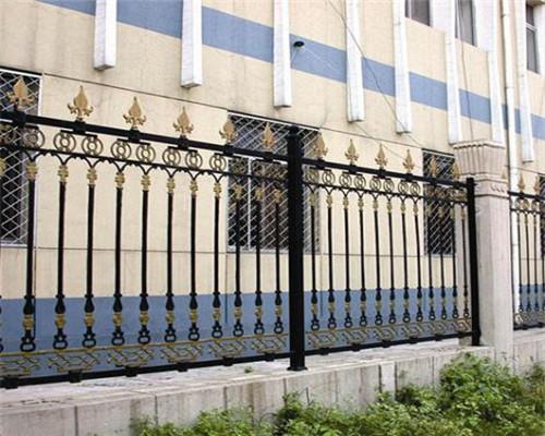 铁艺栏杆的加工通性是什么