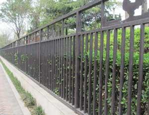 河池铁艺围墙护栏