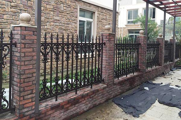 铝艺护栏栏杆