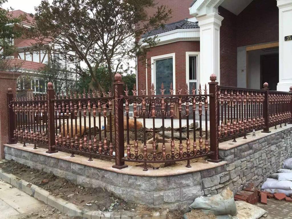 小区铝艺栏杆