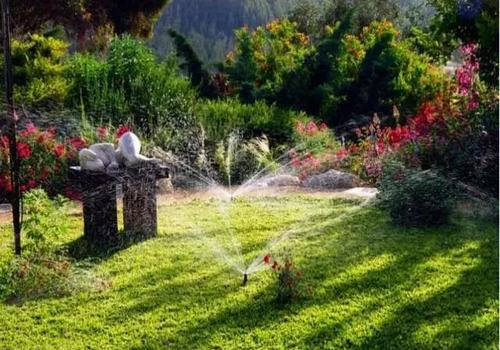 庭院智能灌溉
