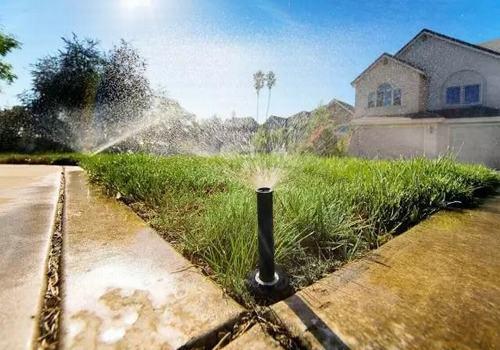绿化智能灌溉