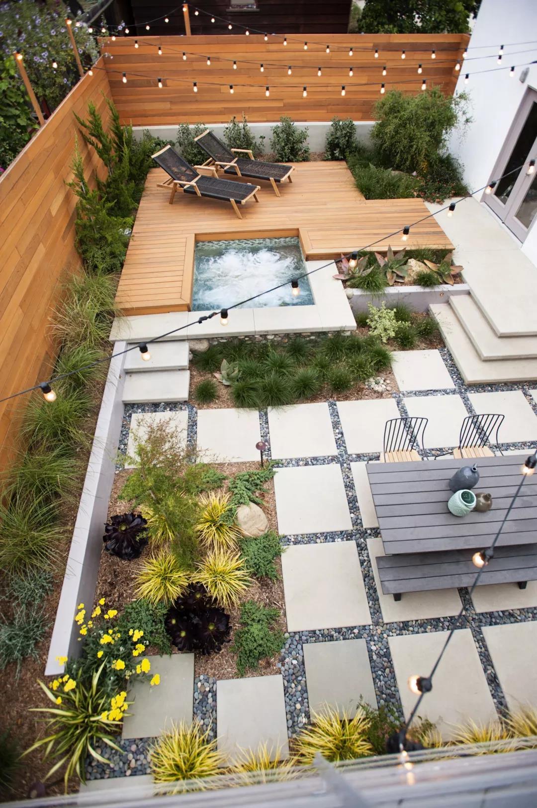 屋顶花园变成城市建筑进步的大势所趋