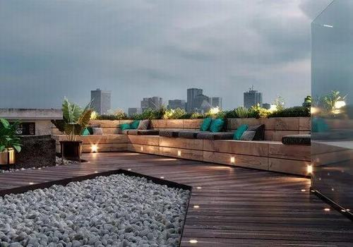 干货分享|屋顶花园有哪些功能?