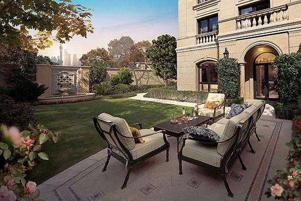 几种西安私家庭院景观设计风格,总有一款你能喜欢