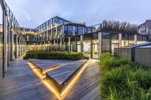 西安园林景观公司介绍:屋顶花园的设计原则