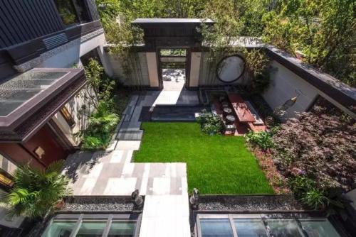 别墅花园设计中挑选观赏花时的注意事项