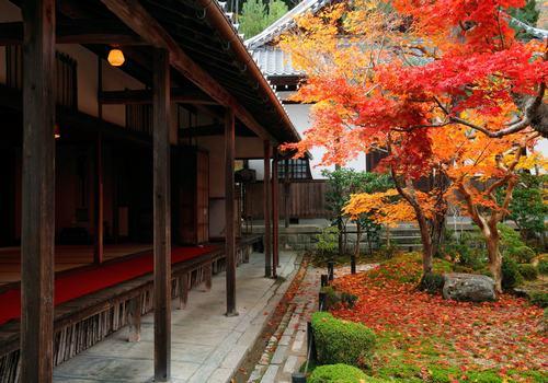 日式庭院景观