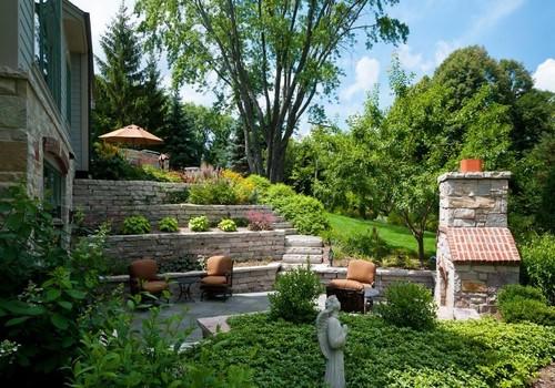 西安小庭院景观