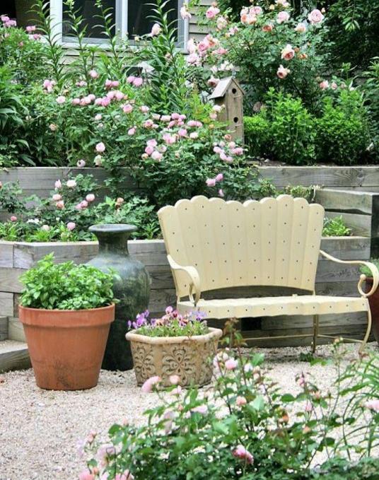 别墅庭院花园在翻新设计前要注意哪些问题?