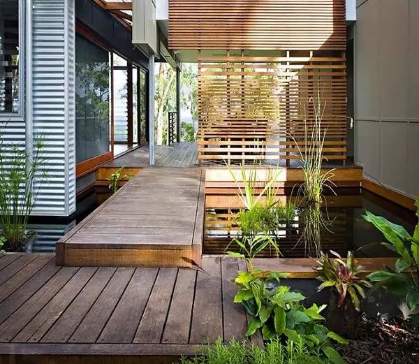 西安私人庭院设计