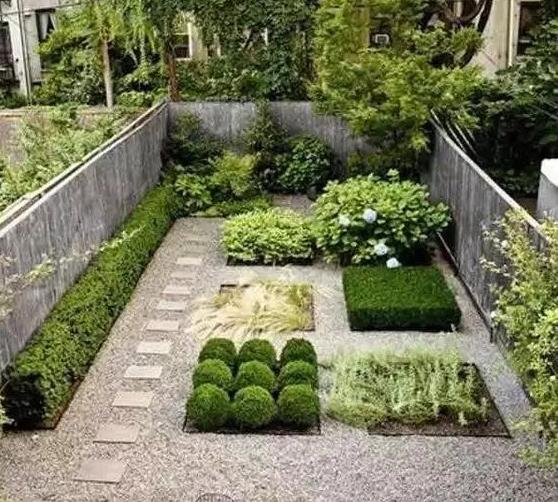 日式花园设计所用到的主要元素