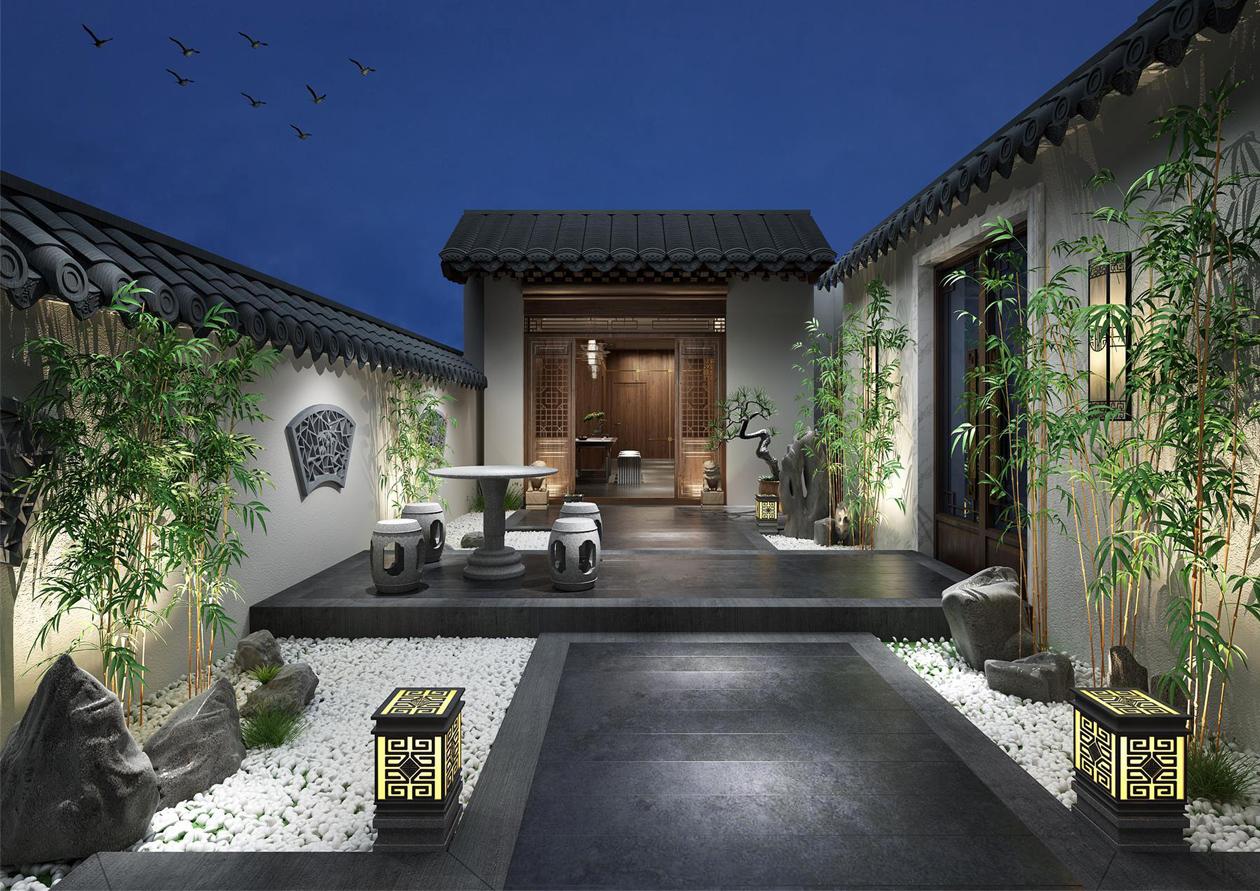 中式庭院设计公司