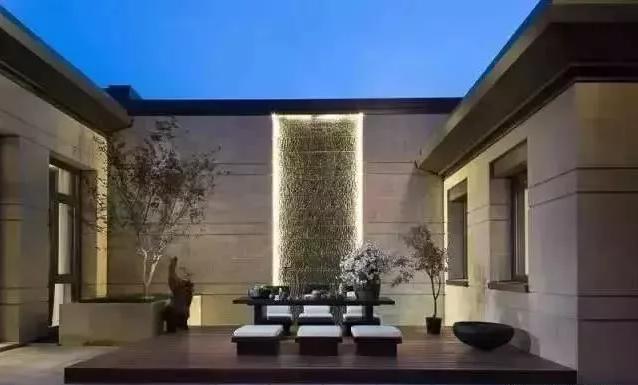 西安中式庭院设计