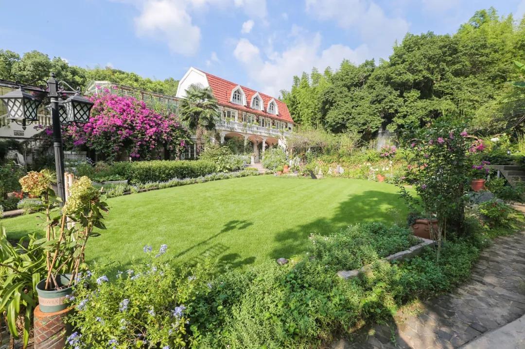 别墅庭院设计,有欧式、有中式、你喜欢哪个,真的很美