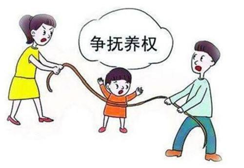 离婚时孩子的抚养权怎么判