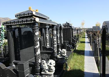 西安购买墓地:墓地的葬法深与浅?