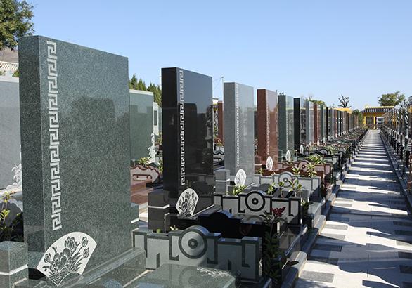 西安树葬陵园-精品区