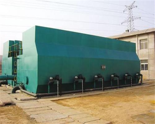 一体化小型污水处理设备污泥的处理方法以及安装时的措施