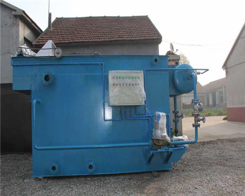 一体化养殖污水处理设备的工艺