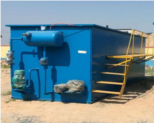 地埋式屠宰污水处理设备介绍控制方式