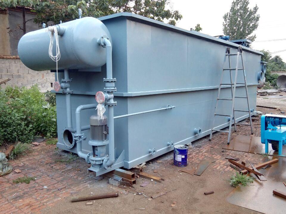 关于利用养殖污水处理设备处理屠宰废水的工艺简析