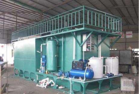 一体化小型污水处理设备放射性废水处理