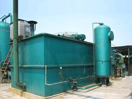 屠宰污水处理设备去除有机污染物及氨氮