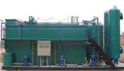 一体化屠宰污水处理设备污水级处理生物除臭