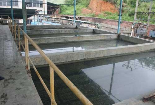 屠宰污水处理设备接触氧化池氧化池