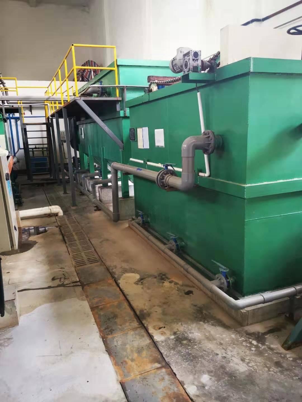 屠宰污水处理设备在解决环境污染方面得到了好的发挥