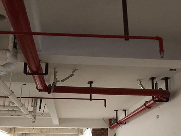 抗震支架施工的方法