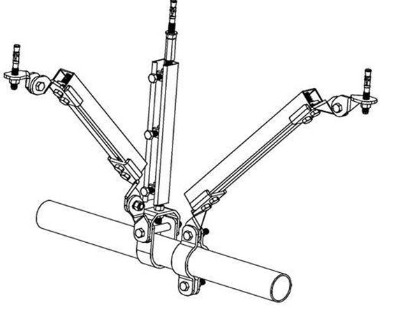 机电系统使用抗震支吊架存有一定的必要性