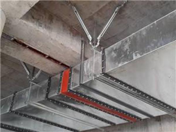 成都門型抗震支架如何使用