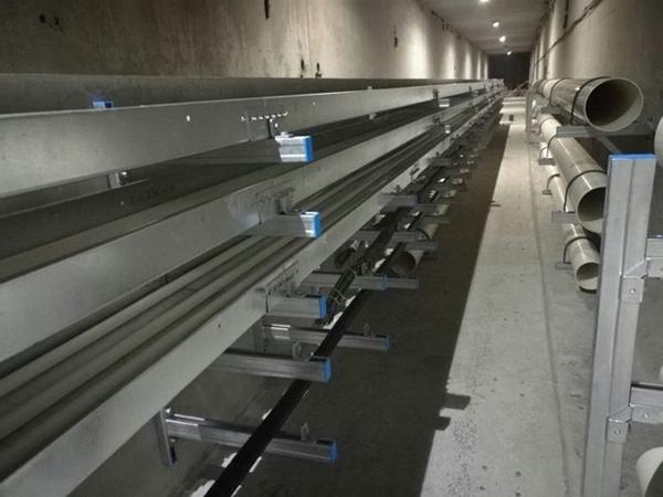 抗震支架厂家生产的管廊支吊架在使用中有哪些实用性?
