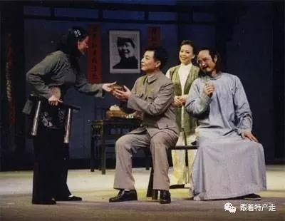 """长沙花鼓戏         益阳,西湖路以""""八同牌子"""",""""西湖调""""为代表,多演"""